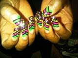 colour me stripy