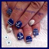 Blue & White Nautical