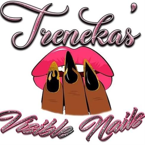 Treneka's Visible Nails Image
