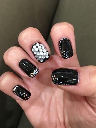Black And Diamonds