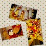 3d acrylic pumpkins