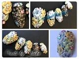 Flowers 2 ways!!