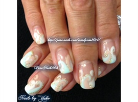 French Wave Nails