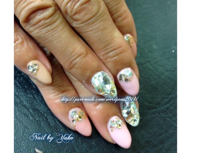 Trump Gel Design By Pure Nails Hawaii