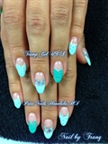 Turquoise Blue French