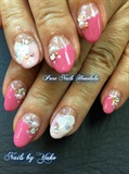 Floral Nails #3