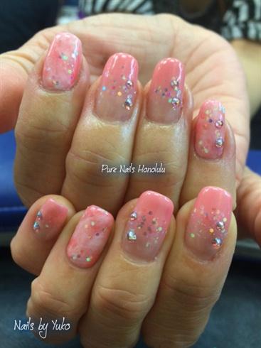 Spring Nails Cherry Blossom