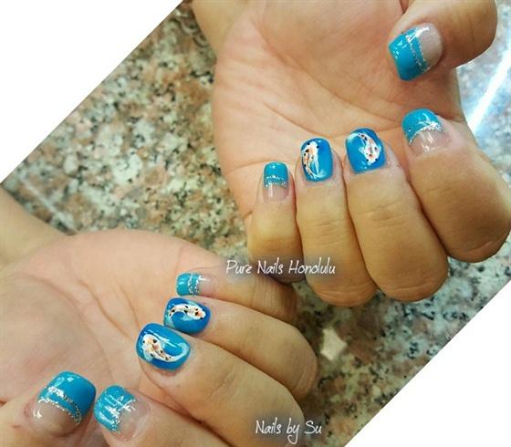 Koi Nails