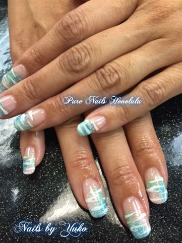 Summer Design Nails