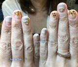 Spangle Nails
