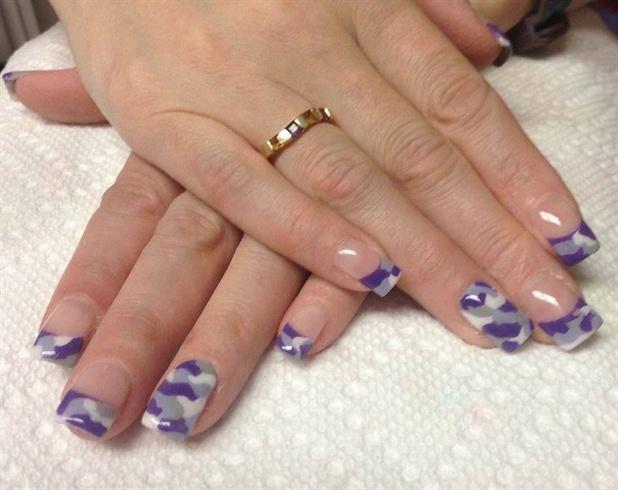 Создать свой дизайн ногтей онлайн
