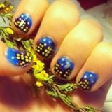 City Scape nails