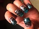 Gradient Zebra