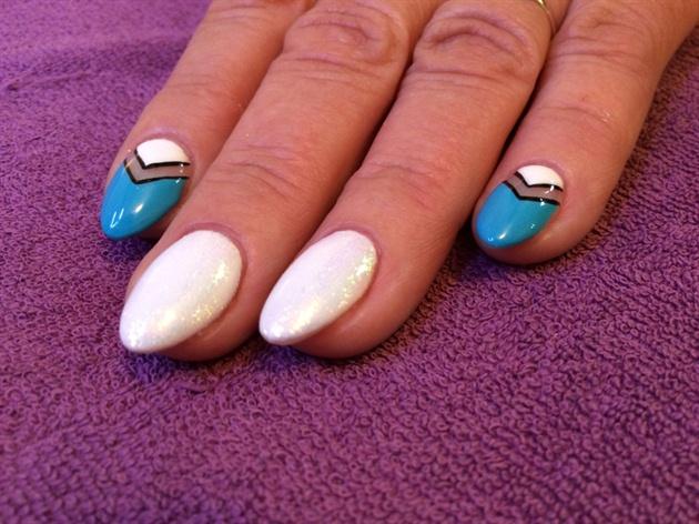 White Mermaid & Arrows