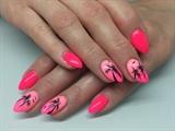 Neon Pink Holidays