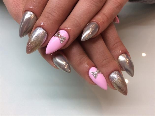 Pink & Mirror