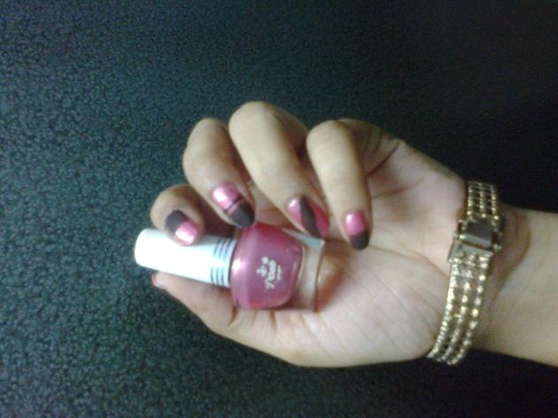 Grey N Pink_Art