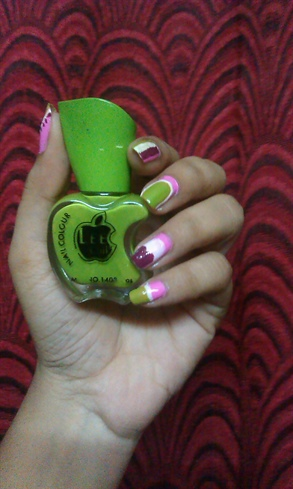 Green_Lee NailPolish