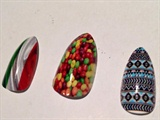 Any Design On Ur Nails ..