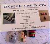 3d Nail Art Printing