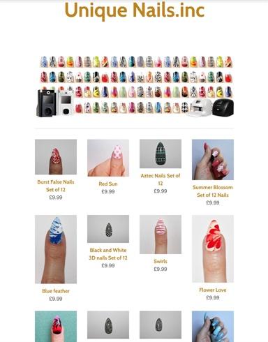 Shop at unique-nails.myshopify.com