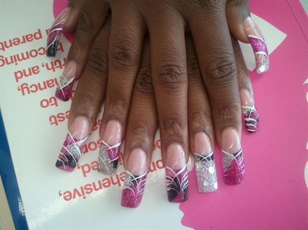 fabric nails