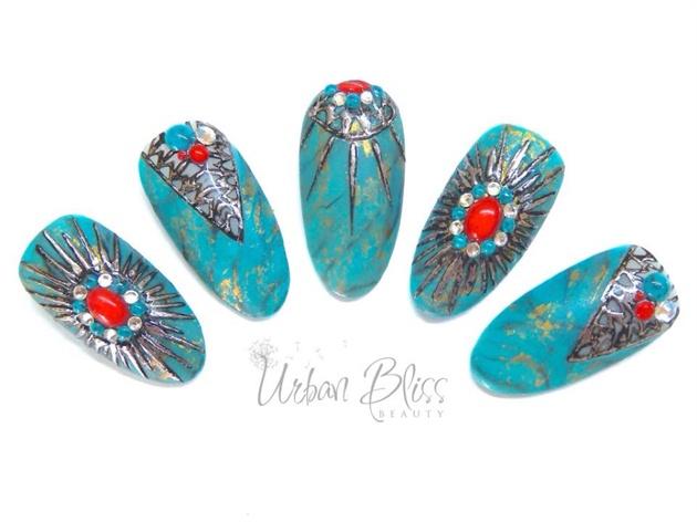 Turquoise Jewel