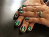 "CND Shellac ""Emeralds"""