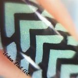 Microshot of my last manicure