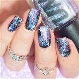 'Galaxy' nails