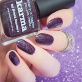 A swatch of Picture Polish 'Karma'