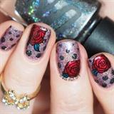 Dotticure'n'Roses Design