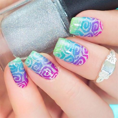 Fun Swirly Design