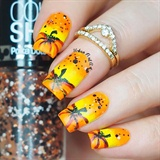 Bright Pumpkin Design