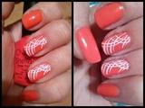 Stamping Nail Art Shellac