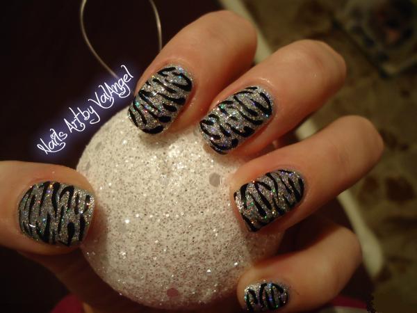 Nail art glitter diamond nail art gallery nail art glitter diamond prinsesfo Images