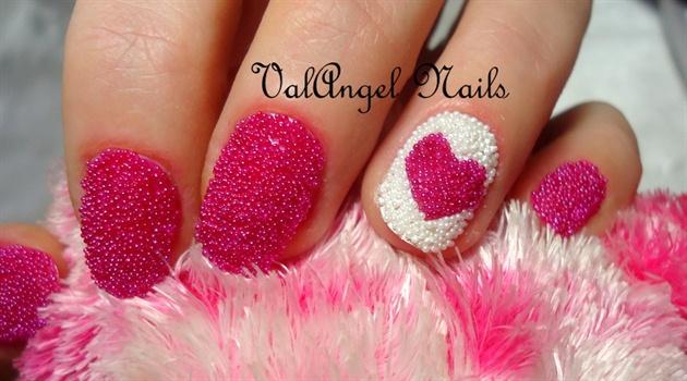 Nail Art Caviar Love Nail Art Gallery