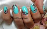 """Nail Art """"Cherry Blossoms"""""""
