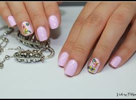 nail art: Sweet