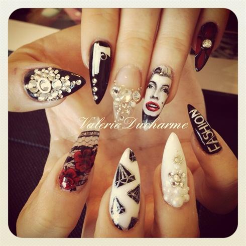 Marylin nails
