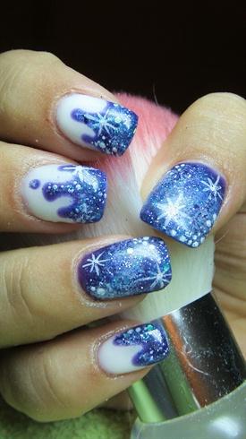 galaxy nails  nail art gallery