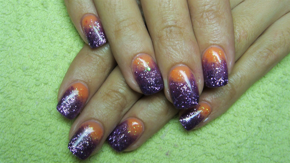 Amazing How To Do Acrylic Ombre Nails Photo - Nail Art Ideas ...
