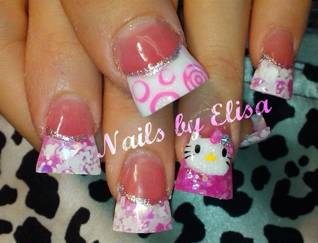 Hot Pink & Hello Kitty