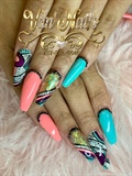 Nails Polish Gel