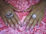 2 hands = 2 designs