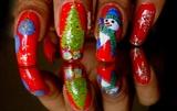 Christmas Eve on Nails