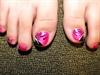 Pink Bursts