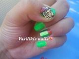 UAE Nail Art