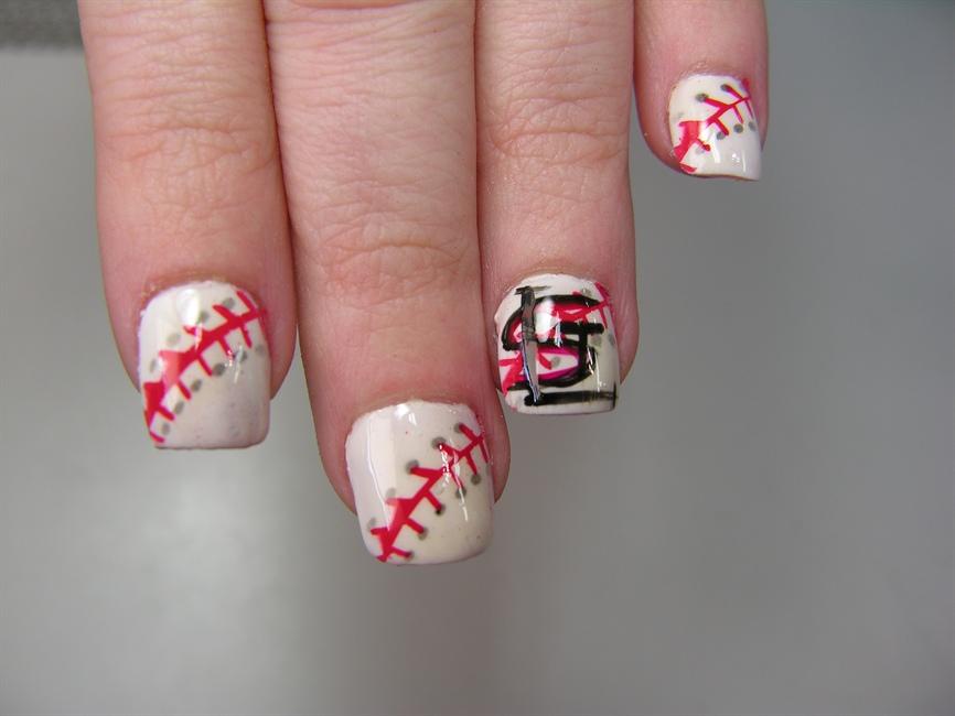 baseball! - Nail Art Gallery