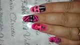 pink halloween theme